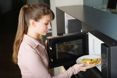 Convection microwave oven uses