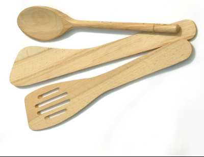 How to clean bamboo utensils