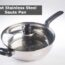 The 6 Best Stainless Steel Saute Pan – Buying Guide