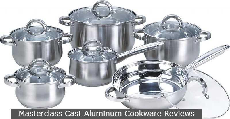 Masterclass Cast Aluminum Cookware Reviews